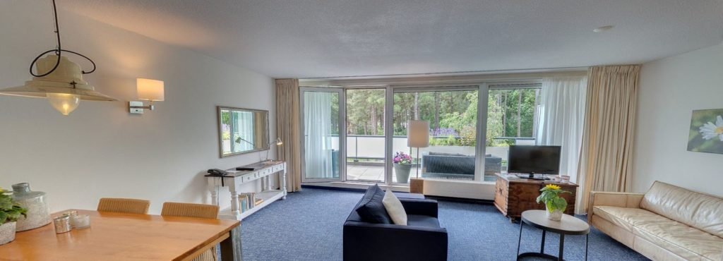 360º foto Appartement Large ApartHotel Boschrijck - Westcord Hotels