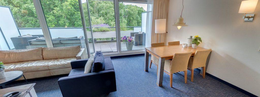 360º foto Appartement Medium ApartHotel Boschrijck - Westcord Hotels