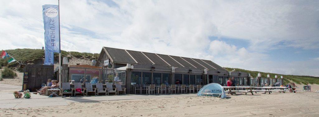 360º foto Strand en Badhuys Strandhotel Seeduyn - Westcord Hotels