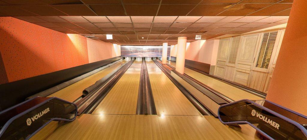 360º foto Barentz Bar Bowling Hotel Schylge - Westcord Hotels