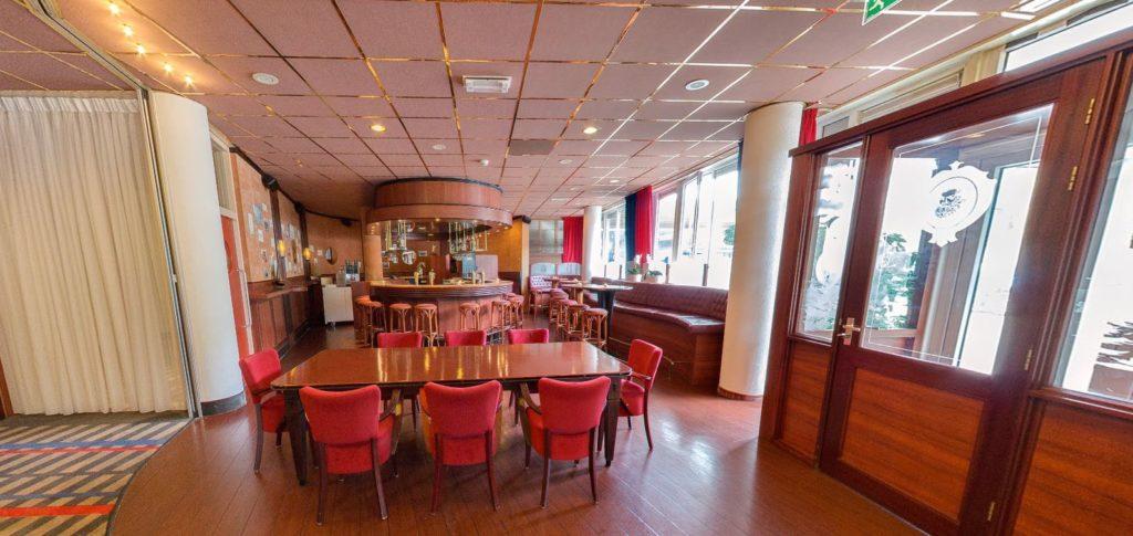 360º foto  Captain's Bar Zaal Hotel Schylge - Westcord Hotels