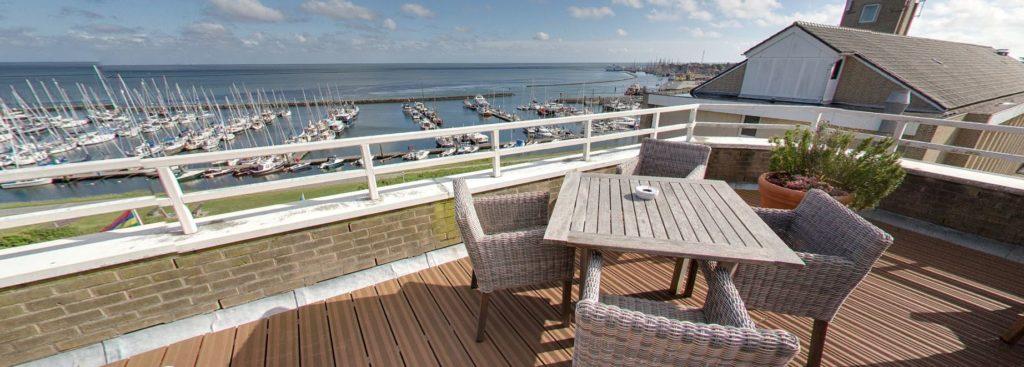 360º foto Dakterras Hotel Schylge - Westcord Hotels