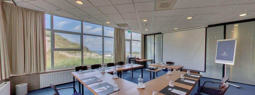360º foto Duin Zaal Strandhotel Seeduyn - Westcord Hotels
