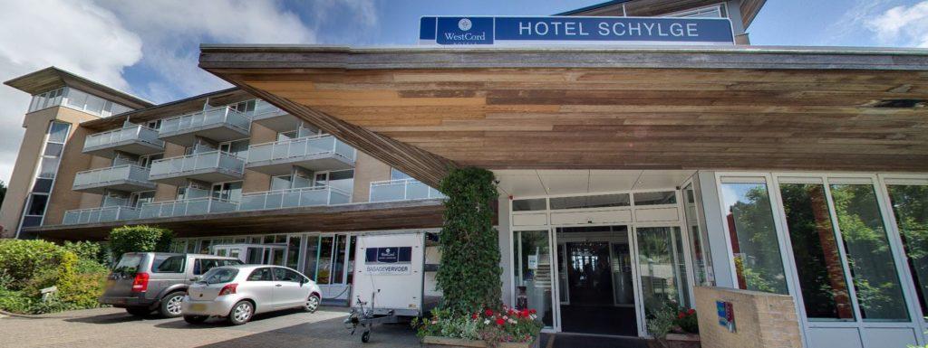 360º foto Entree Hotel Schylge - Westcord Hotels