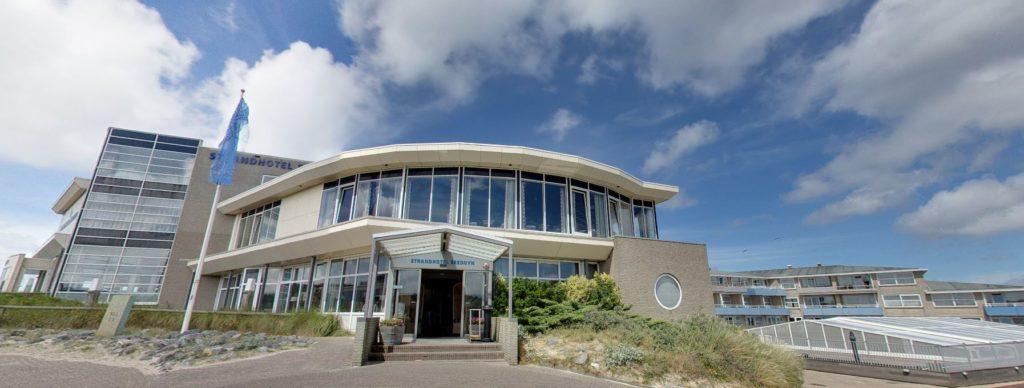 360º foto buitenzijde Strandhotel Seeduyn - Westcord Hotels