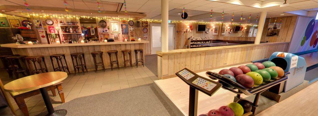 360º foto Juttersbar en Bowling Strandhotel Seeduyn - Westcord Hotels