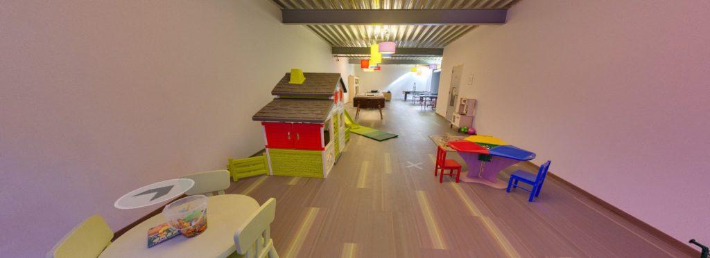 360º foto kinderspeelparadijs ApartHotel Boschrijck - Westcord Hotels