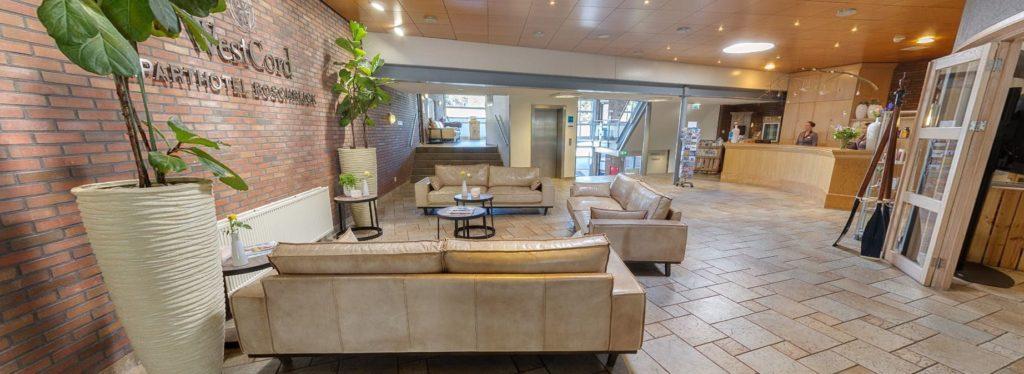 360º foto lobby ApartHotel Boschrijck - Westcord Hotels