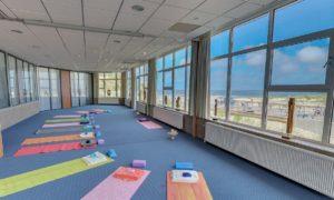 360º foto Noordzee Zaal Yoga Strandhotel Seeduyn - Westcord Hotels