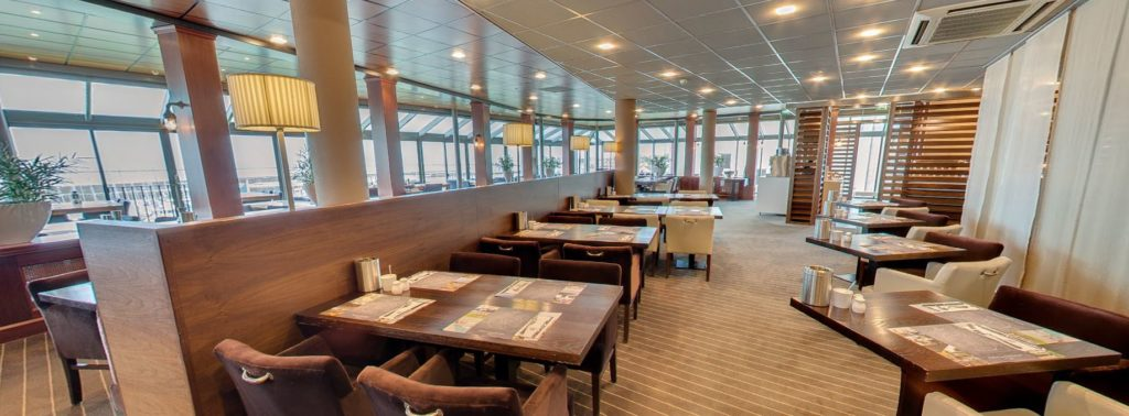 360º foto Ontbijtrestaurant Hotel Schylge - Westcord Hotels