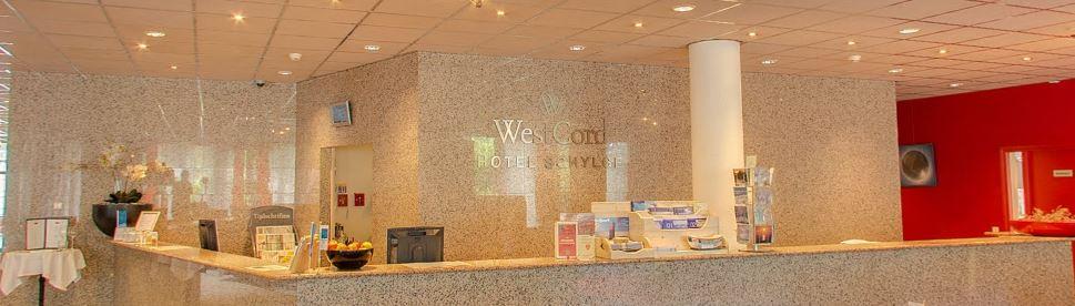 360º foto Receptie Hotel Schylge - Westcord Hotels
