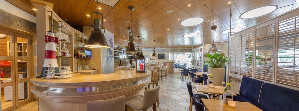 360º foto restaurant en terras ApartHotel Boschrijck - Westcord Hotels