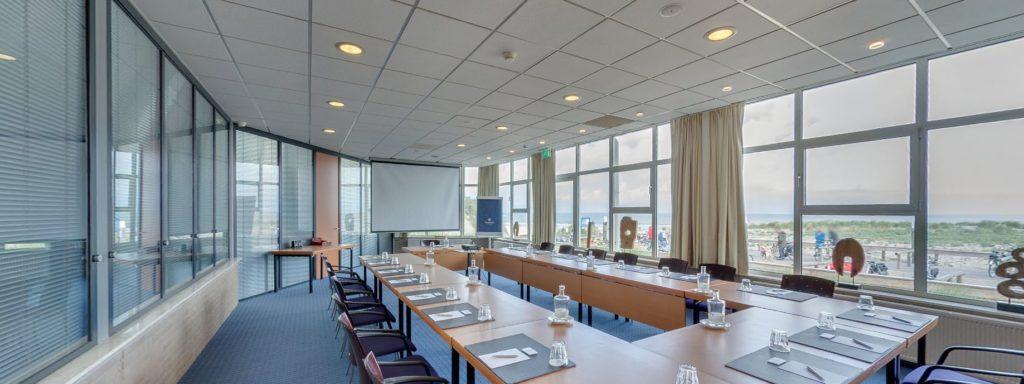 360º foto Strand Zaal Strandhotel Seeduyn - Westcord Hotels