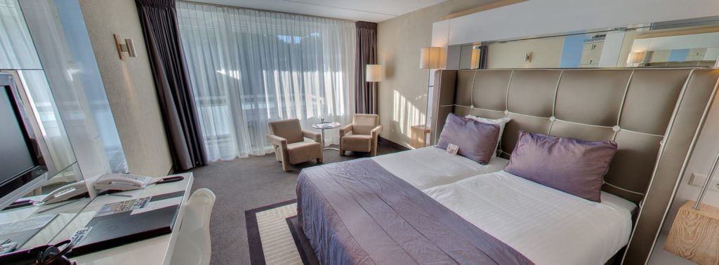 360º foto Superior kamer Landzijde Hotel Schylge - Westcord Hotels