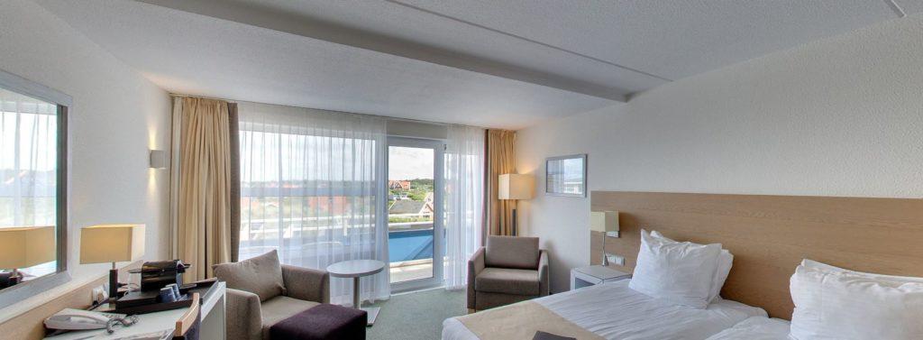 360º foto Superior Landzijde Strandhotel Seeduyn - Westcord Hotels