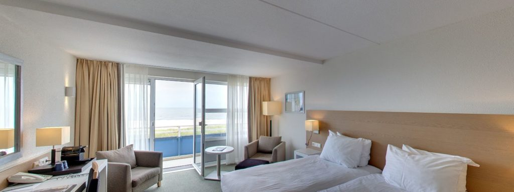 360º foto Superior Zeezijde Strandhotel Seeduyn - Westcord Hotels