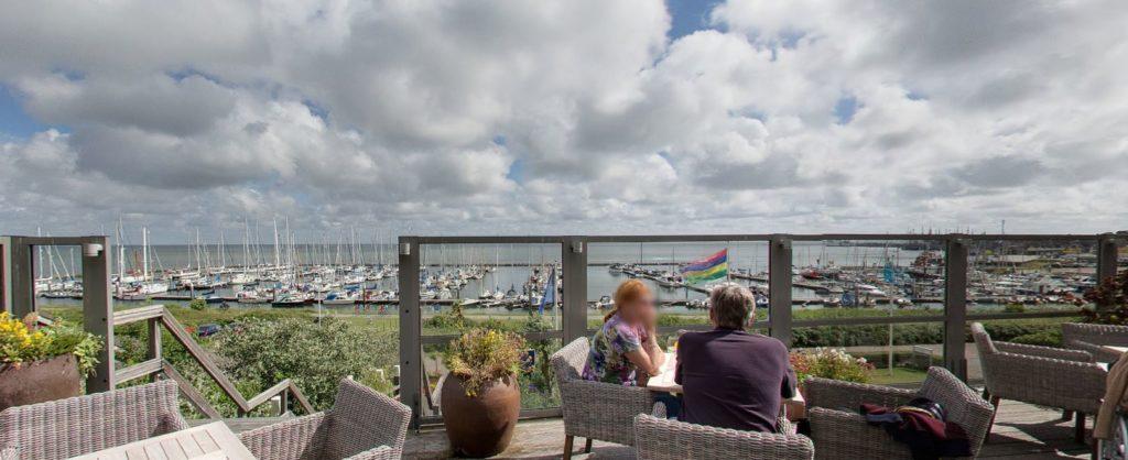 360º foto Terras Hotel Schylge - Westcord Hotels