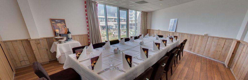 360º foto Vuurtoren Kamer Strandhotel Seeduyn - Westcord Hotels