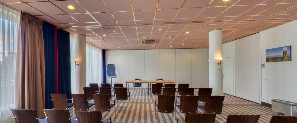 360º foto Zaal Midscheeps Boeg Hotel Schylge - Westcord Hotels