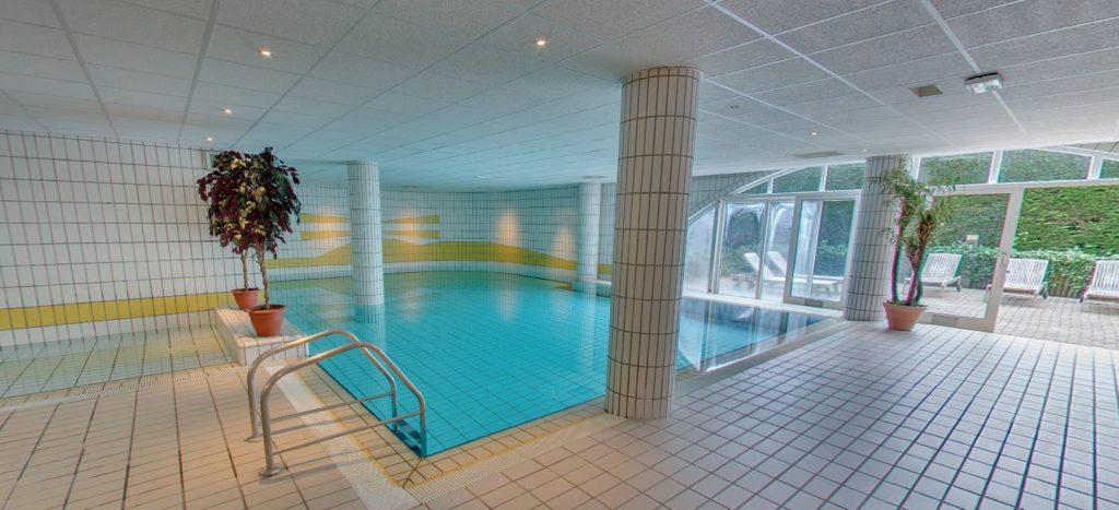 360º foto Zwembad Hotel Schylge - Westcord Hotels