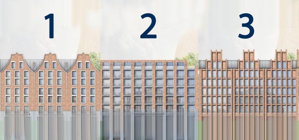 3 schetsen nieuwe WestCord Hotel Groningen gepresenteerd - WestCord Hotels