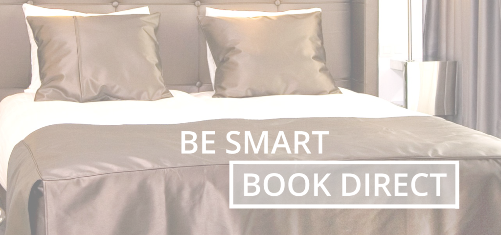Be smart, book direct - WestCord Hotels