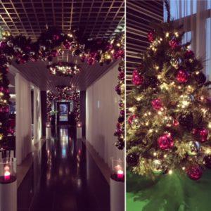 Fashion Hotel Amsterdam in kerstsfeer