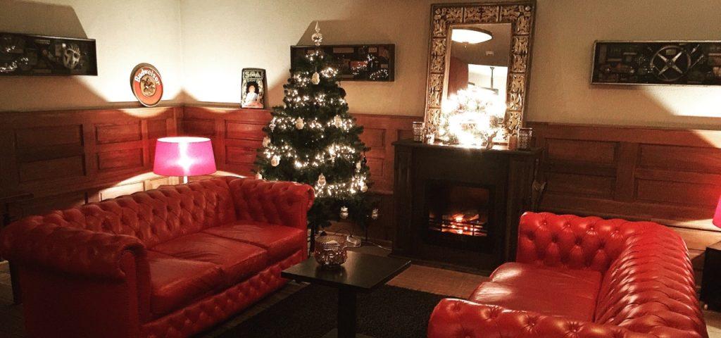 Hotel de Veluwe in kerstsfeer - Westcord Hotels