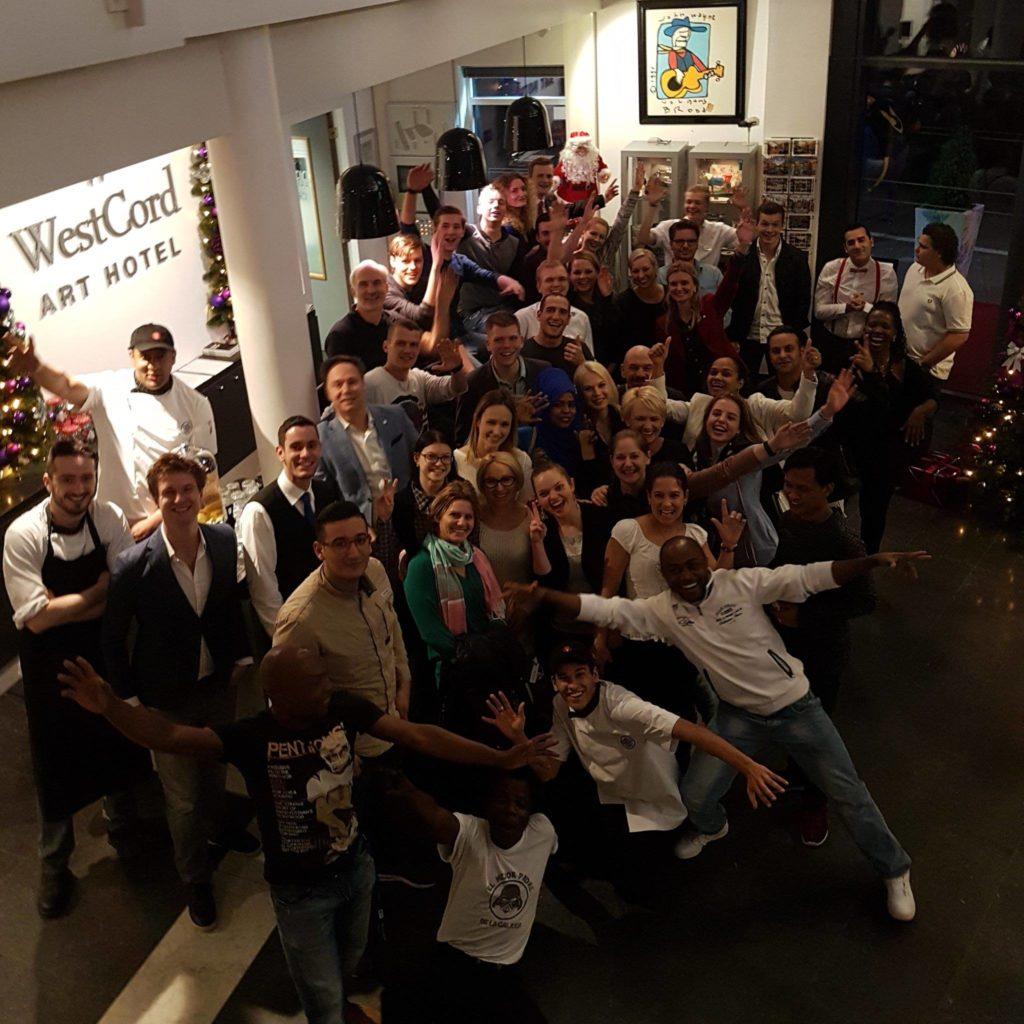Medewerker bediening Art Hotel - WestCord Hotels