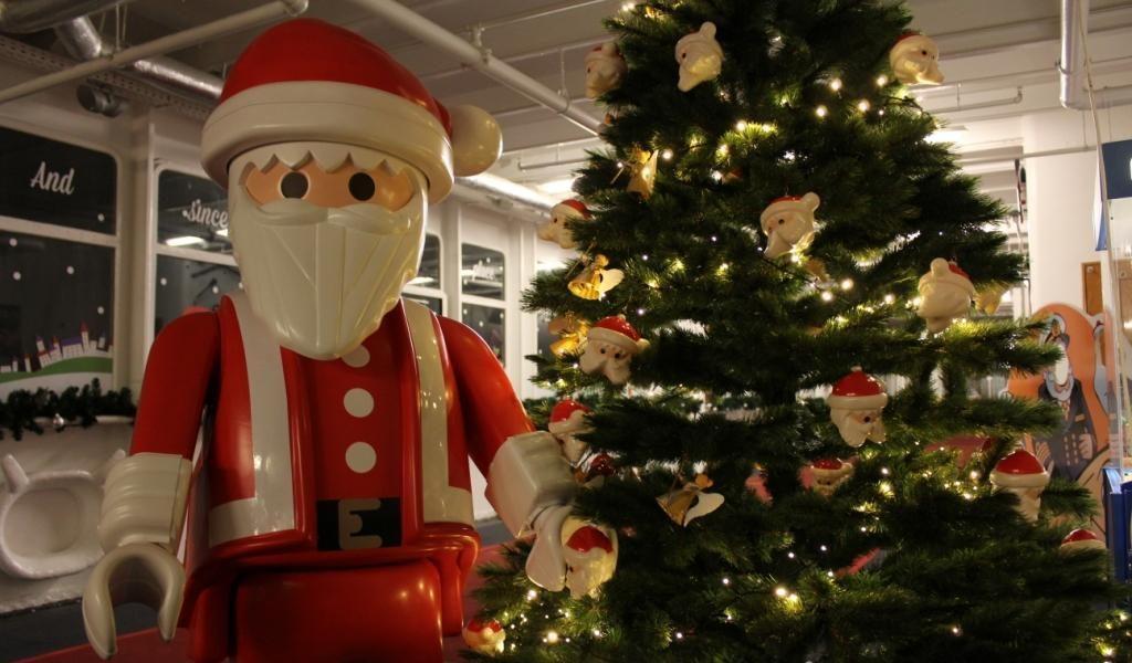 ss Rotterdam in kerstsfeer - Westcord Hotels