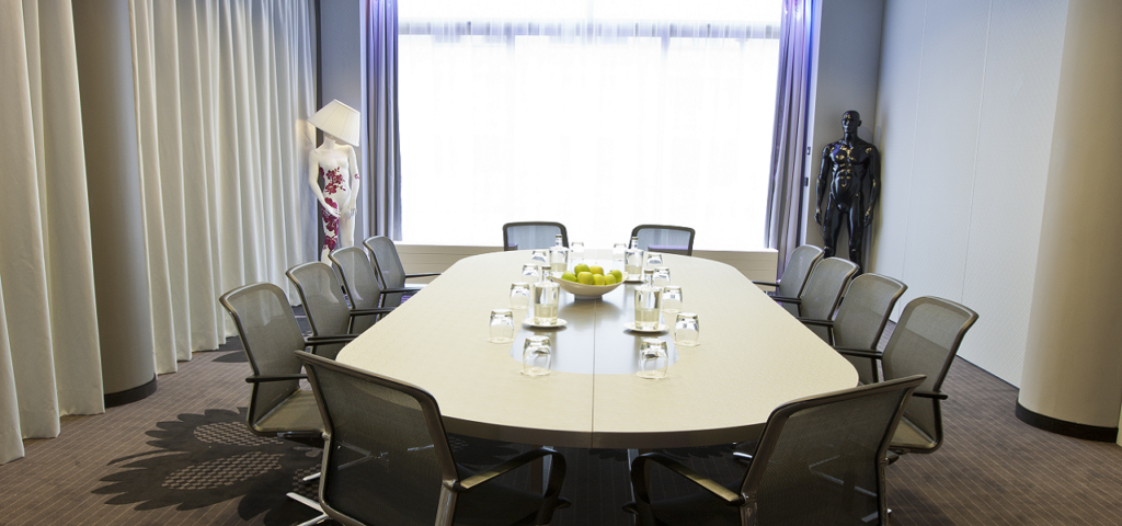 avantgarde zaal fashion hotel amsterdam - Westcord Hotels