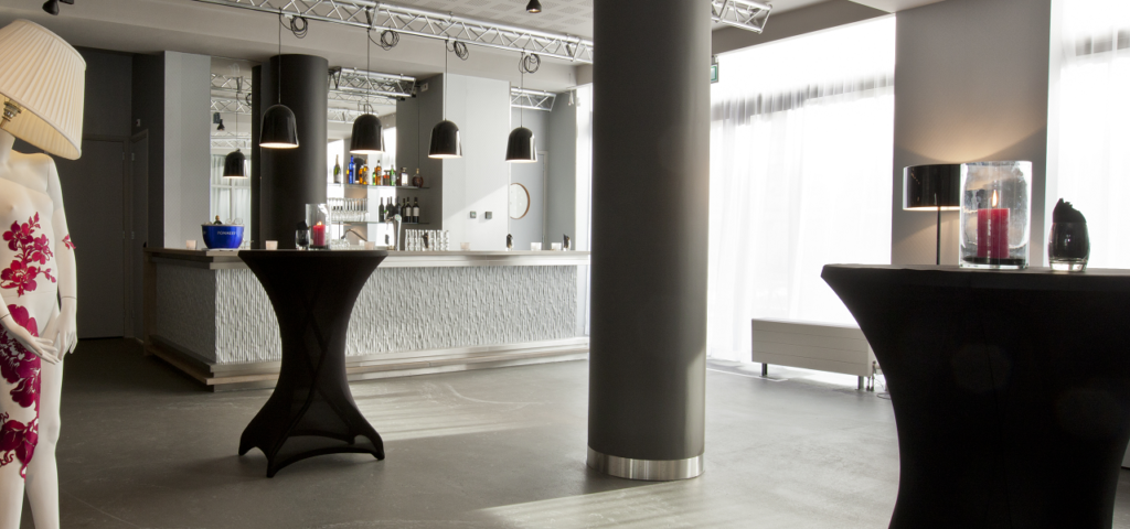 fashion lounge receptie zaal fashion hotel amsterdam - Westcord Hotels