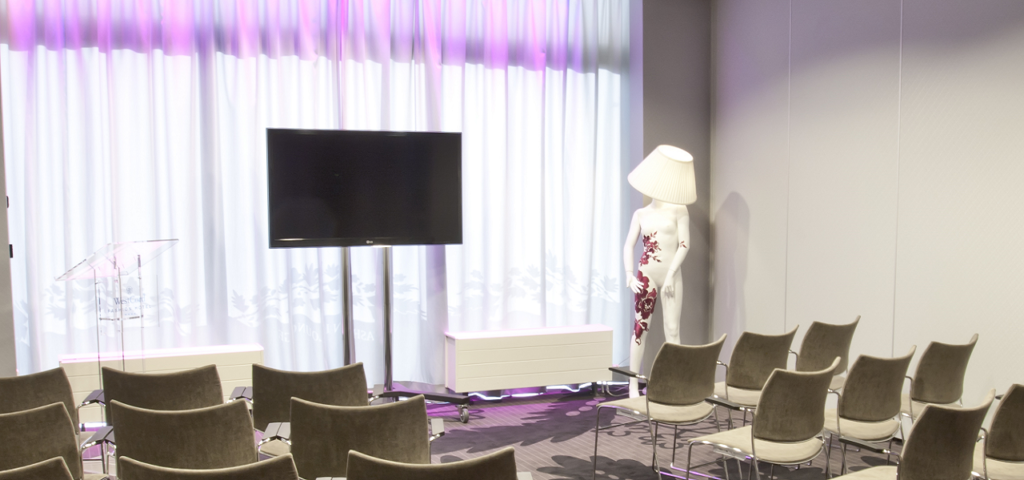 marie claire zaal fashion hotel amsterdam - Westcord Hotels