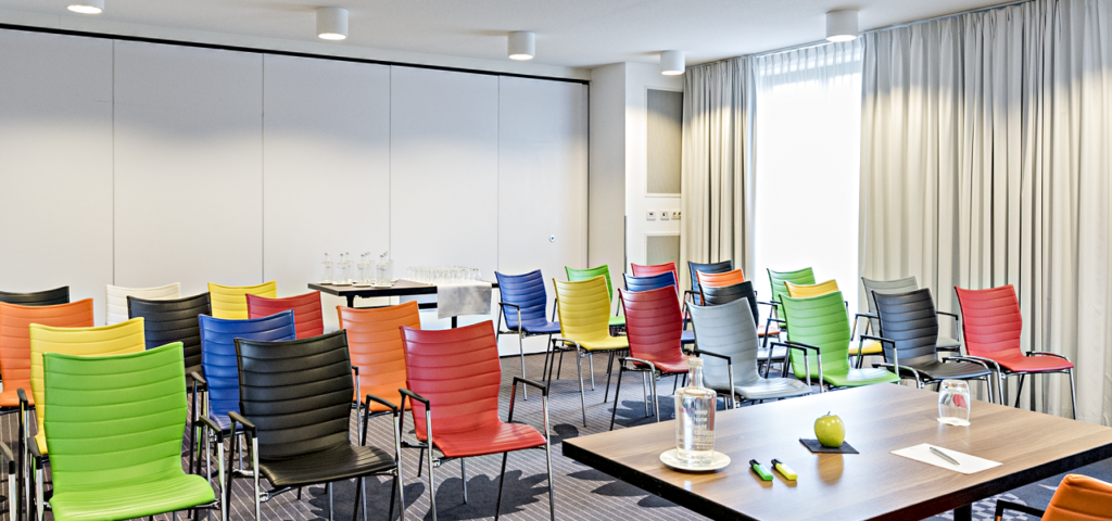 Combi zaal PC Hooftstraat & Champs Elysees & Rue Neuve & New Bondstreet & Via Monte Napoleone - WestCord Hotels