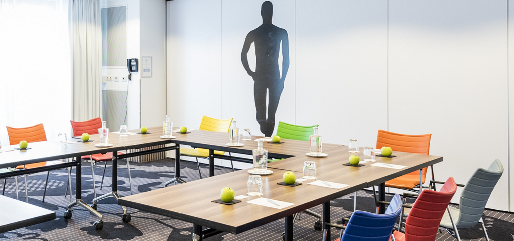 Combi zaal PC Hooftstraat & Champs Elysees - WestCord Hotels