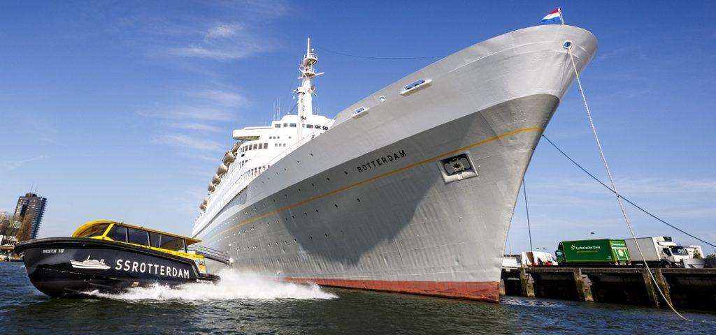 Watertaxi ss Rotterdam - Westcord Hotels