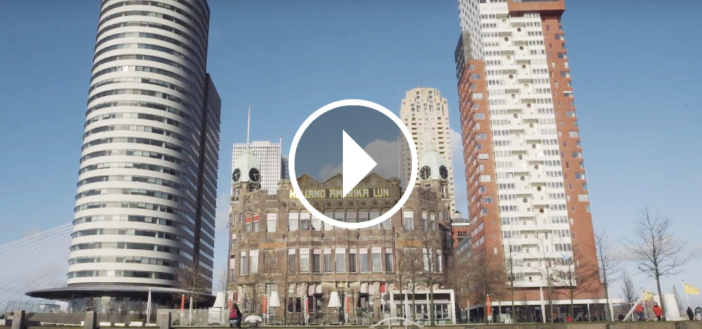 Video Hotel New York Rotterdam - Westcord Hotels