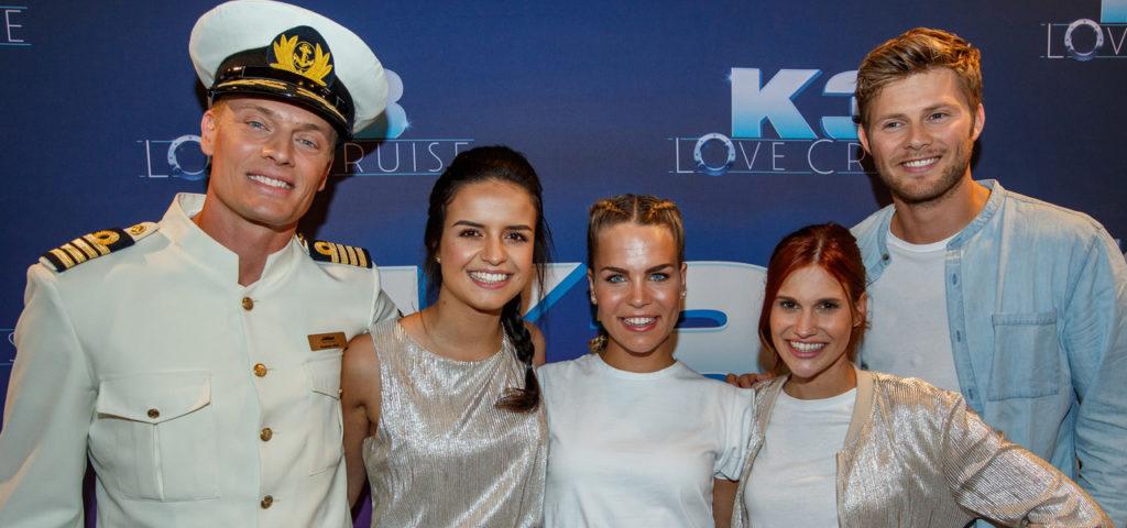 ss Rotterdam decor nieuwe K3 film! - WestCord Hotels