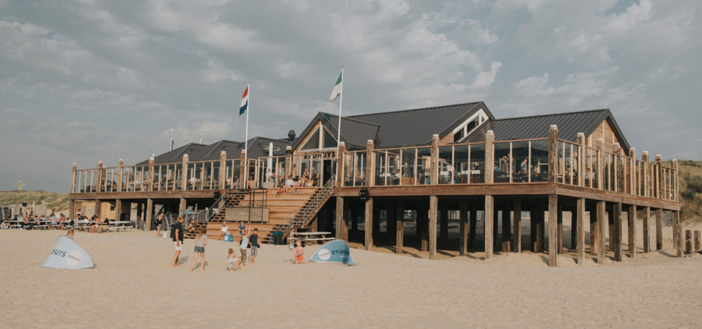 Strandpaviljoen 't Badhuys - Westcord Hotels