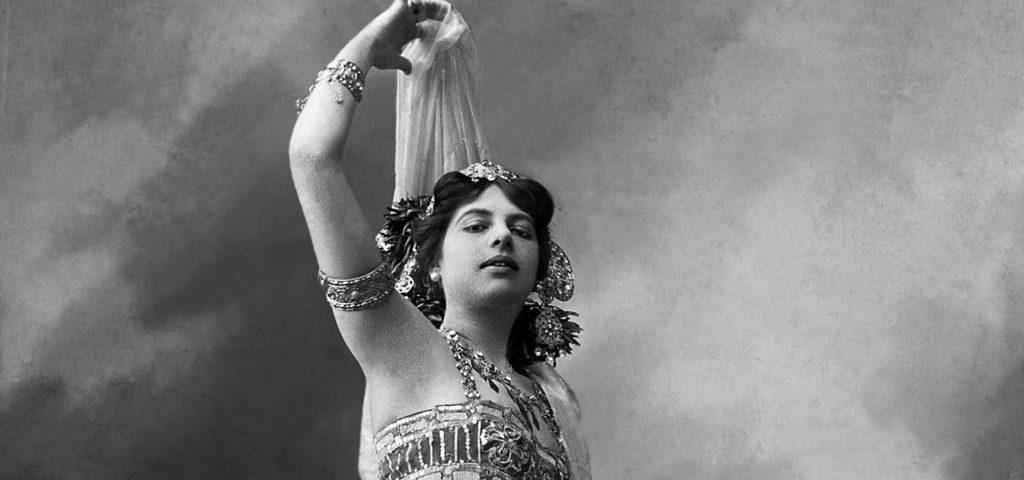 12. Mata Hari als danseres in Parijs - Westcord Hotels