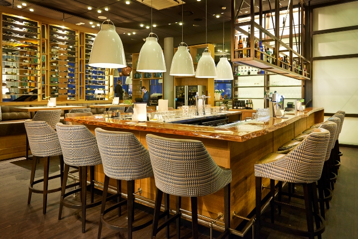 Restsaurant Eleve Bar WTC Hotel Leeuwarden - Westcord Hotels