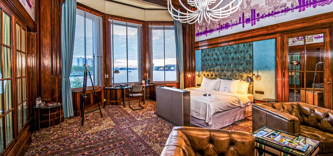 Directievertrek westcord hotels - Deco kamer kantoor ...