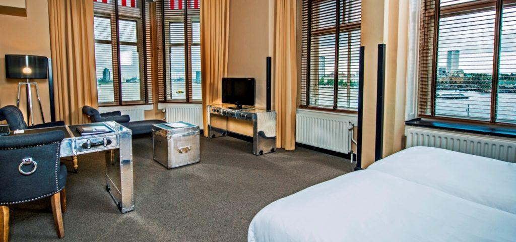 hotel_new_york_rotterdam_hoekkamer - Westcord Hotels