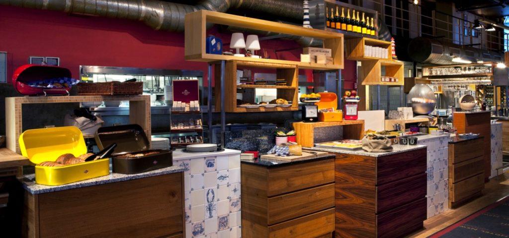 hotel_new_york_rotterdam_ontbijtbuffet - Westcord Hotels