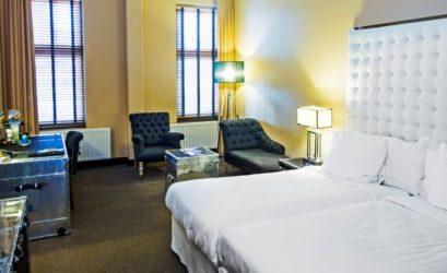 HNY – Wilhelminapier (Twin) Kamer - WestCord Hotels