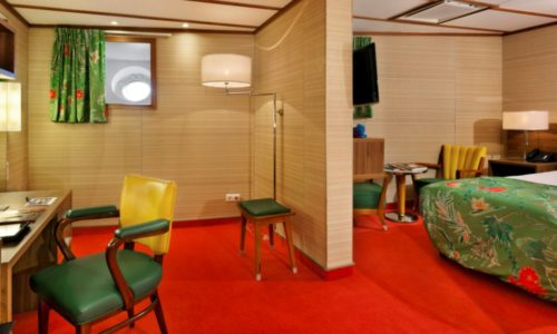 SSR – Standard Single Room - WestCord Hotels