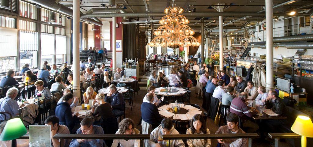 hotel_new_york_rotterdam_restaurant_dv2 - Westcord Hotels