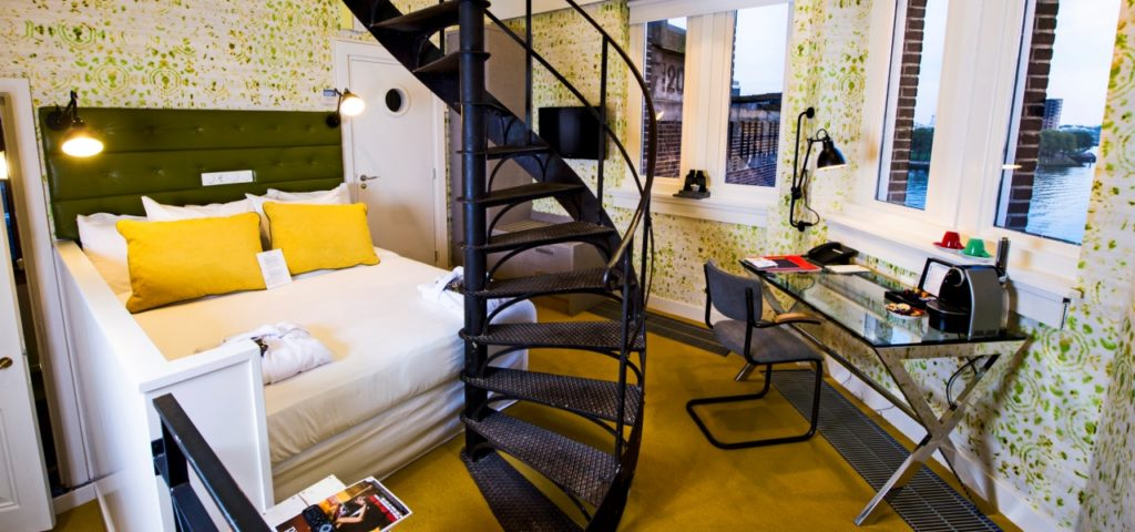 hotel_new_york_rotterdam_torenmaas - Westcord Hotels