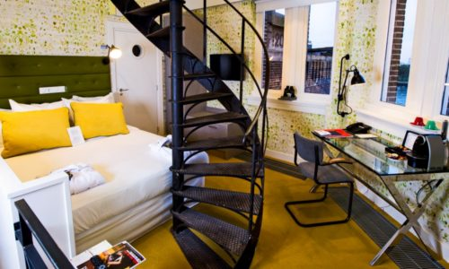 HNY – Torenkamer Maaszijde - WestCord Hotels