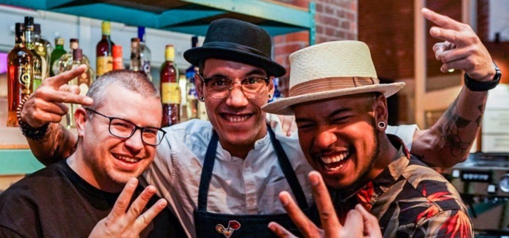 Daryl Lieuw-On in Top 3 Best Bartender 2017 - WestCord Hotels